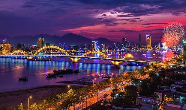 Vẻ đẹp Đà Nẵng về đêm