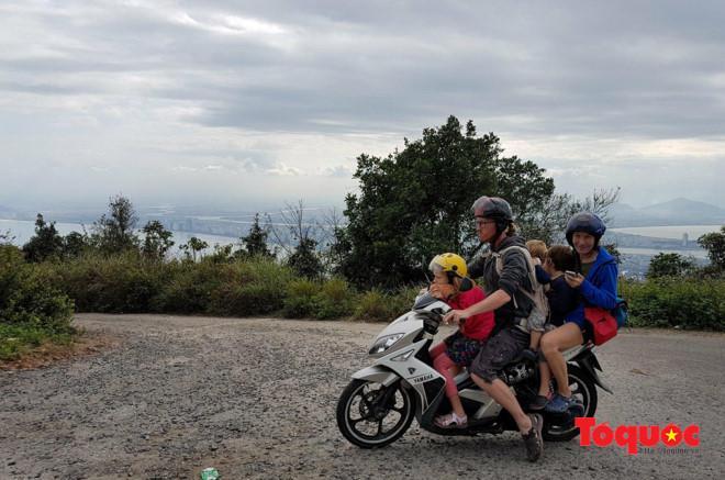 Trong chuyến hành trình trải nghiệm du lịch vòng quanh bán đảo Sơn Trà, du khách không thể bỏ qua vẻ đẹp của loài hoa sim này...