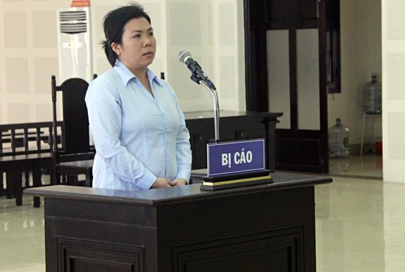 Bị cáo Yên bị kết án 7 năm tù về tội giết người.