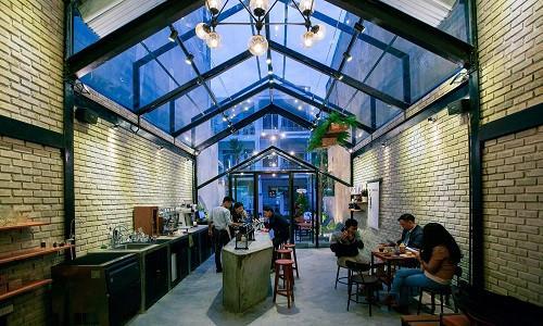 Brewman Coffee là một quán cà phê khởi nghiệp của hai bạn trẻ ở Đà Nẵng.