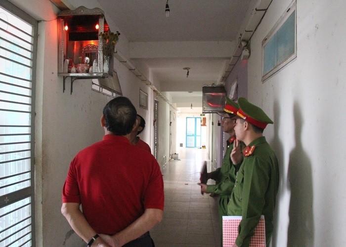Cảnh sát PCCC TP.Đà Nẵng chỉ ra nhiều vấn đề đáng báo động trong PCCC chung cư, nhà cao tầng.