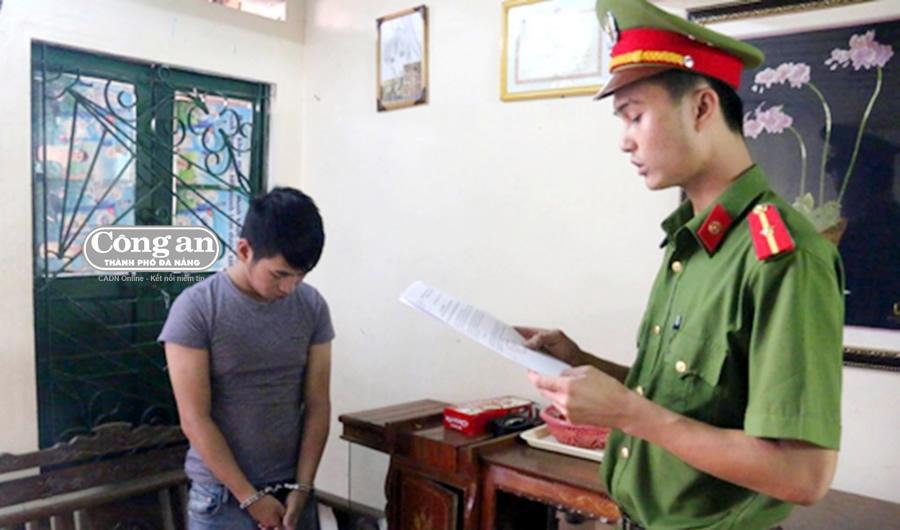 Thực hiện lệnh bắt tạm giam Hồ Xuân Huy.