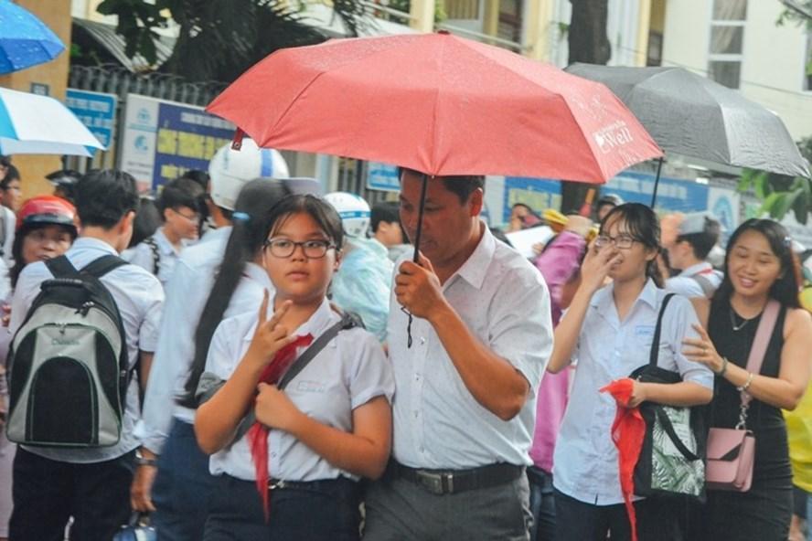 Đà Nẵng chính thức công bố điểm thi vào lớp 10 các trường THPT công lập trên địa bàn. Ảnh: Xuân Sơn