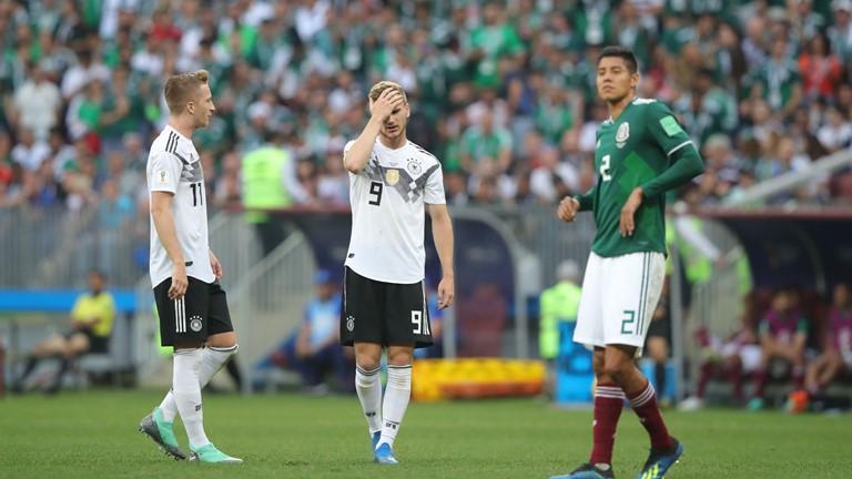 Đức có một mở màn đáng quên.
