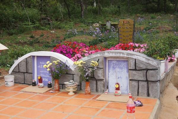 Đồi thông hai mộ ở Đà Lạt. (Ảnh: Pinterest - vietnam storelatina)