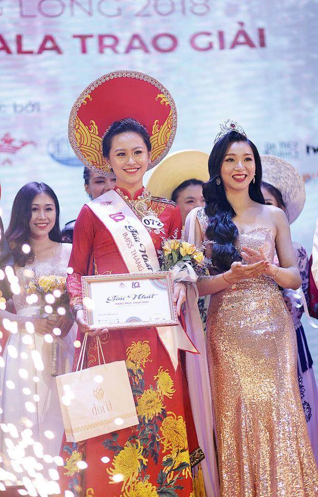 Nhờ đăng quang cuộc thi hoa khôi sinh viên Hà Nội Imiss Thăng Long, cuộc sống của Hoàng Anh có nhiều thay đổi tích cực.