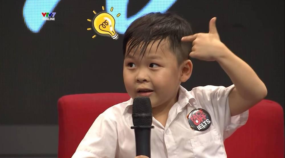 Bảo Chung nói rằng tiếng Anh