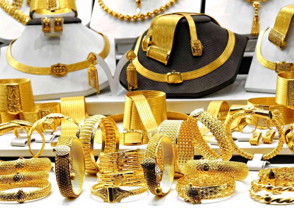 Vàng trong nước cũng tăng theo xu hướng của thế giới. (Ảnh: VietNamNet)
