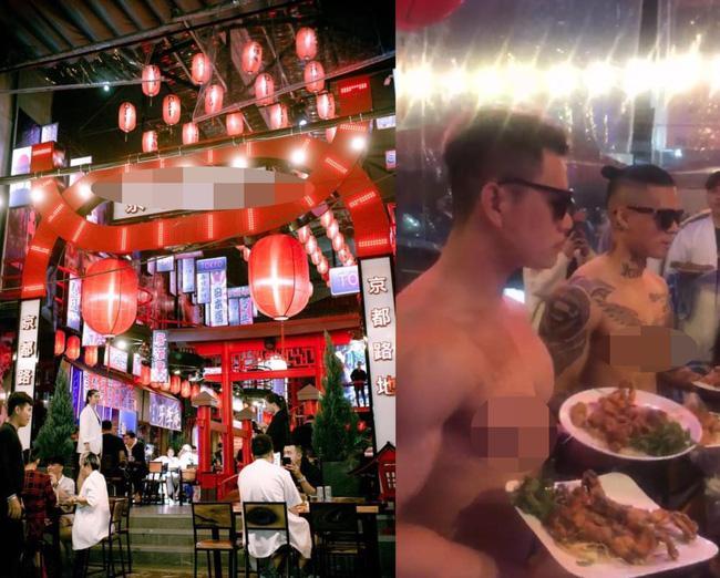 Nhà hàng mang phong cách Hồng Kông với cách phục vụ vô cùng lạ.