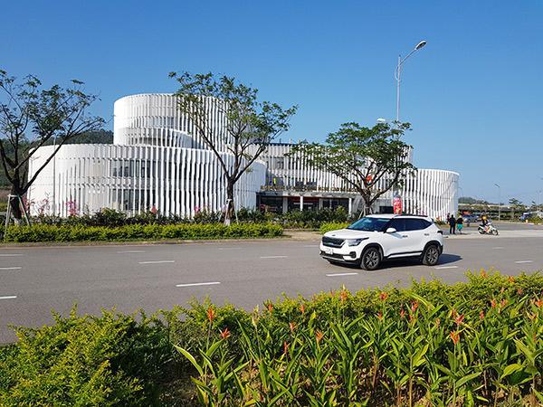 Khu Công nghệ cao Đà Nẵng ngày càng thu hút nhiều sự quan tâm của các nhà đầu tư trong và ngoài nước.