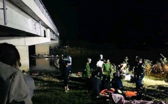 Cầu Lai Phước 2 bắc qua sông Vĩnh Phước phía hạ lưu cầu Lai Phước trên QL1 (Ảnh: MXH)