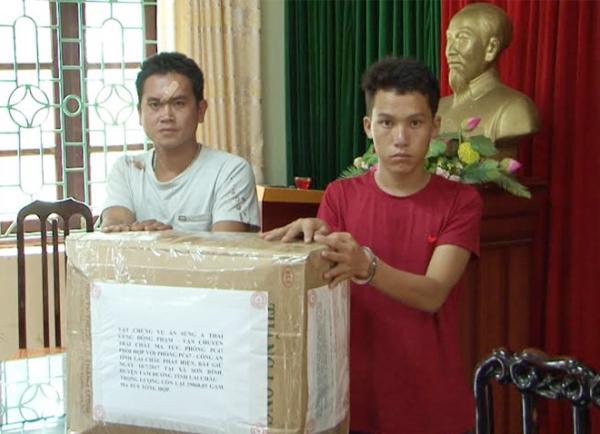 Sủng A Thai và Hờ A Chua