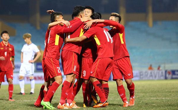 Trước đó, ngày 20/1, U23 Việt Nam đã giành chiến thắng trước đội tuyển U23 Iraq.