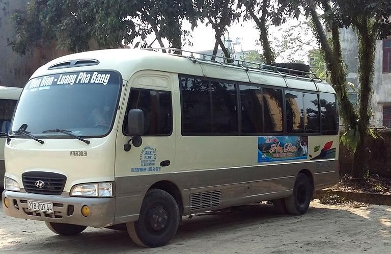 Sở VHTT&DL phối hợp với Sở Giao thông Vận tải tuyên truyền Lễ hội Hoa Ban trên hệ thống xe khách nội tỉnh và liên tỉnh.