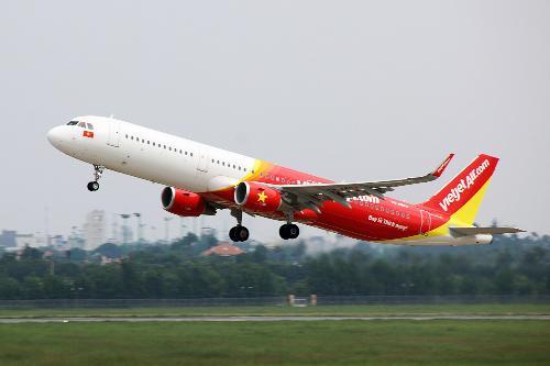 Hãng hiện có 82 đường bay phủ khắp các điểm đến tại Việt Nam và nhiều đường bay quốc tế.