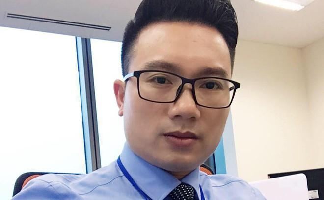 Nam BTV Minh Tiệp - người bị tố hành hạ em vợ dã man. Ảnh: Facebook.
