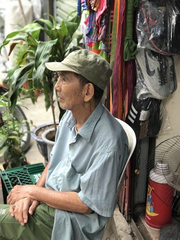 Ở tuổi 89, cống hiến hơn nửa đời người cho nghệ thuật, giờ đây ông không còn màngđến những danh hiệu.