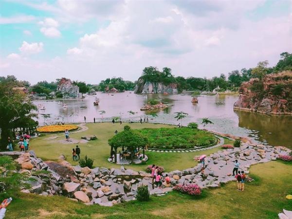Khu du lịch Bửu Long có thời tiết khí hậu mát mẻ quanh năm (Nguồn: duymon_27)