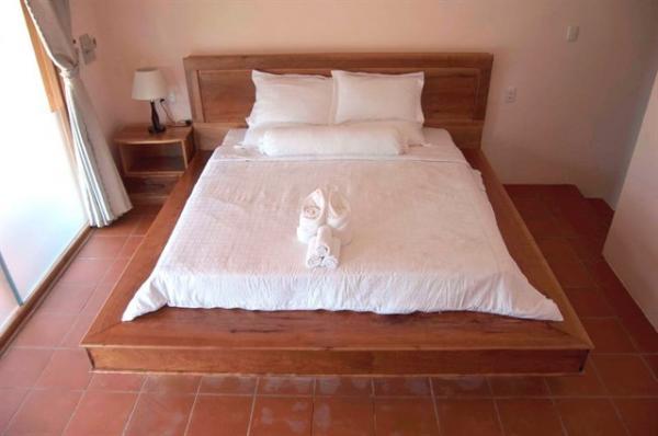 Ở đây còn có phòng nghỉ ngơi cho những ai muốn qua đêm