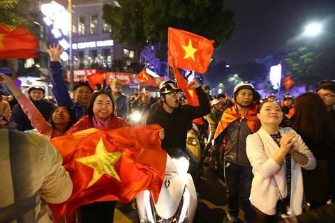 Người Việt Nam đang chờ đợi các cầu thủ U23 của mình viết tiếp lịch sử.