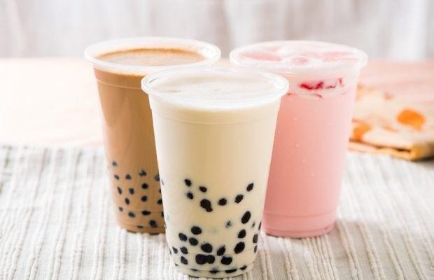 Uống nhiều trà sữa khiến KN béo hơn. (Ảnh minh họa)