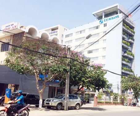 Những hàng bằng lăng hoa tím trên đường Hà Huy Giáp được dự kiến nhường chỗ cho cây sao đen.