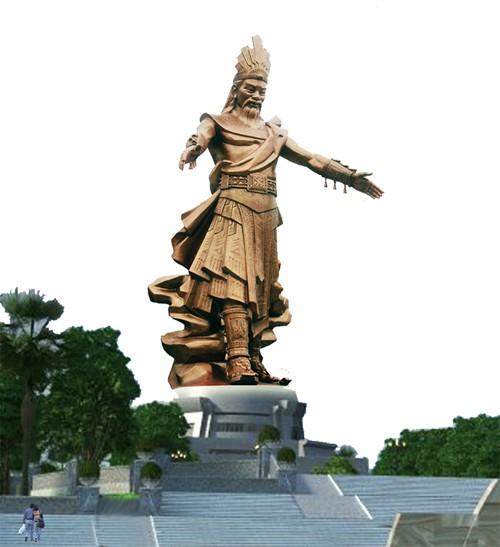 Tượng đài Hùng Vương