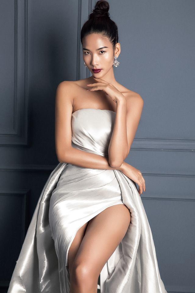 15 gương mặt tiếp theo vào bán kết của cuộc thi Hoa hậu Hoàn vũ Việt Nam 2017 được công bố có người mẫu Hoàng Thùy. Có thể nói, Hoàng Thùy luôn là tâm điểm của sự chờ đợi. Nữ huấn luyện viên The Face 2017 đang được quan tâm nhiều nhất ở cuộc thi, đến lúc này cô vẫn đang giữ vững phong độ.