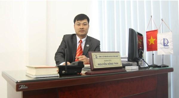 Luật sư Nguyễn Hồng Thái.