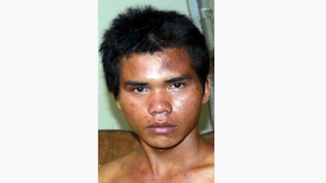 Đối tượng Khun đã sát hại và hiếp dâm bé gái 14 tuổi.