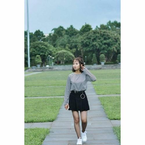 Cùng ngắm những bức ảnh cực đẹp của nữ sinh Gia Lai. Ảnh trong bài: FBNV.