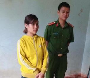 Cơ quan chức năng đọc lệnh bắt tạm giam H