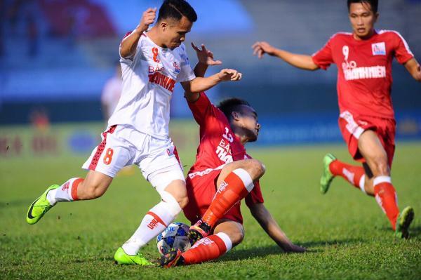 U21 HAGL đã chơi tốt hơn đối phương - Ảnh: motthegioi