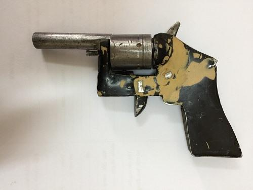 Khẩu súng mà Dũng sử dụng. Ảnh PC 45