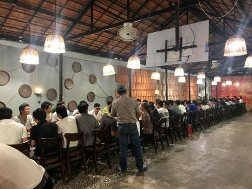 Với những không gian riêng biệt, rộng rãi, Nhà hàng Cơm Niêu Mộc chính là địa điểm thích hợp để tổ chức các bữa tiệc như Hội nghị, Sinh nhật, Party