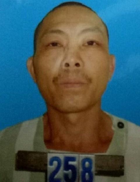 Bị can Nguyễn Tùng tại cơ quan điều tra.