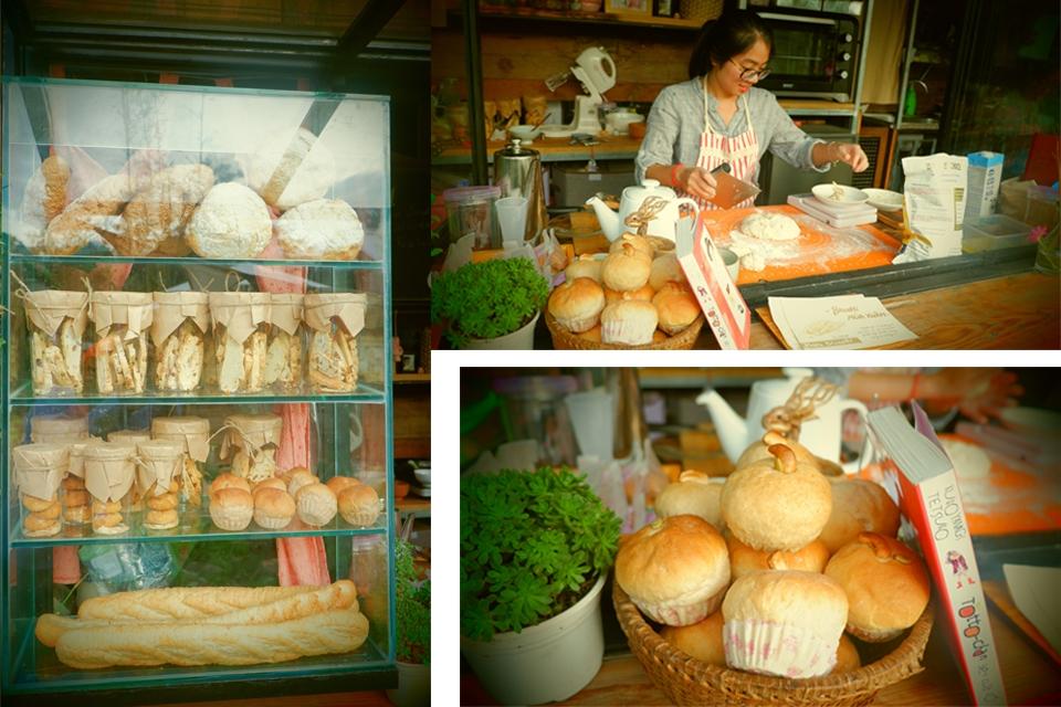 Tiệm bánh Totto-chan. (Ảnh: Hường Trần)