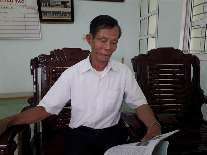 Ông Phạm Văn Nhung