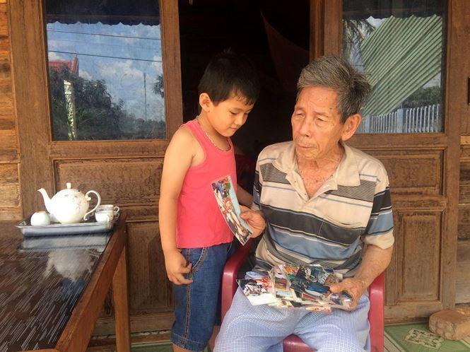Ông Mai Liệu thương 9 đứa con đều mang nợ khó trả vì tiêu