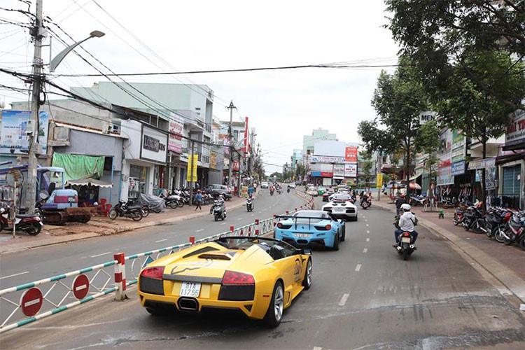 Hành trình Car & Passion 2018 về với Tây Nguyên đã chính thức khép lại thế nhưng chắc chắn dư âm của hành trình này sẽ còn đọng lại mãi trong lòng những người đam mê siêu xe tại Việt Nam.