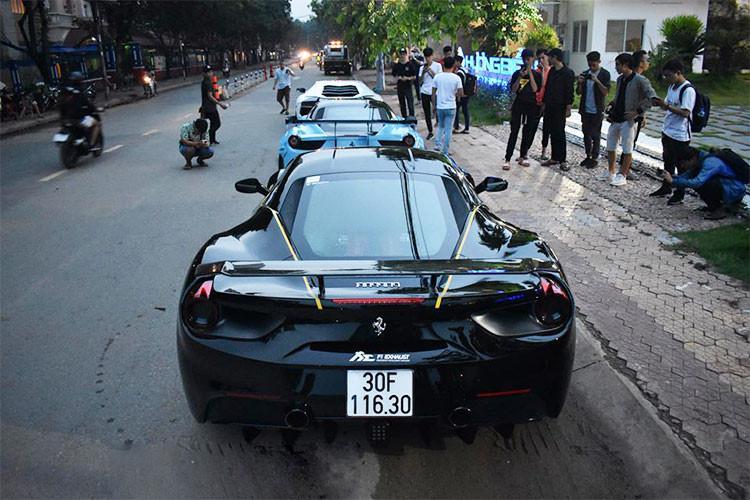 Car & Passion là hành trình siêu xe của các thành viên tại TP HCM, người khởi xướng là Cường Đô la và hành trình đầu tiên được diễn ra vào năm 2011 với 10 chiếc siêu xe chạy từ Sài Gòn ra Đà Nẵng. Tuy nhiên, phải mất gần 8 năm sau hành trình này mới được tái khởi động lại.