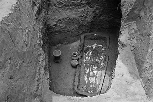 Bên trong ngôi mộ cổ cách đây khoảng 1.500 năm