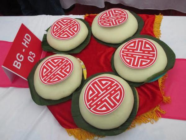Bánh dày Gia Lộc