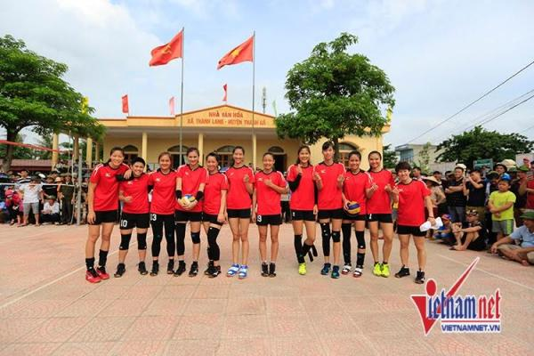 Kim Huệ, bóng chuyển, bóng chuyền VTV Cup
