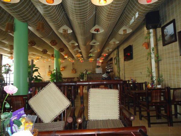Không gian bên trong quán Cafe Muối (Nguồn: facebok Muối Cafe)
