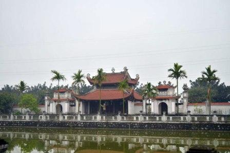 Vẻ đẹp trầm mặc, hoang sơ nhưng vô cùng trang trọng. (Nguồn: camgiang.haiduong.gov.vn)