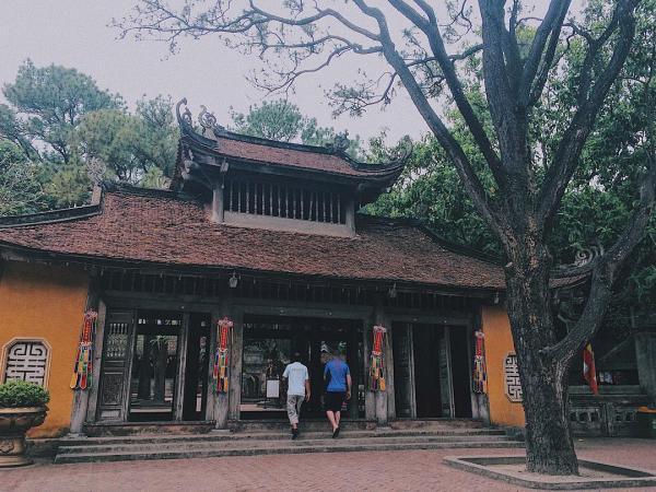 Quần thể di tích Côn Sơn - Kiếp Bạc. (Nguồn: hahanhlinhtb)