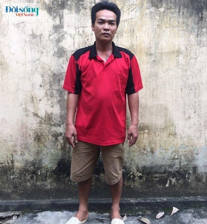 Đối tượng trộm máy gặt liên hoàn ở Thanh Hóa