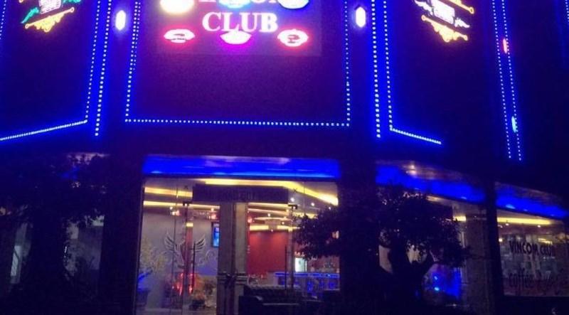Quán karaoke nơi xảy ra vụ việc