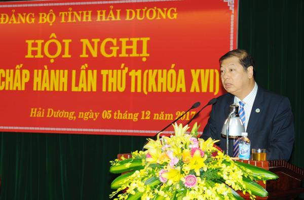 Giám đốc Sở Nội vụ Phạm Văn Tỏ. Ảnh: Thành Chung